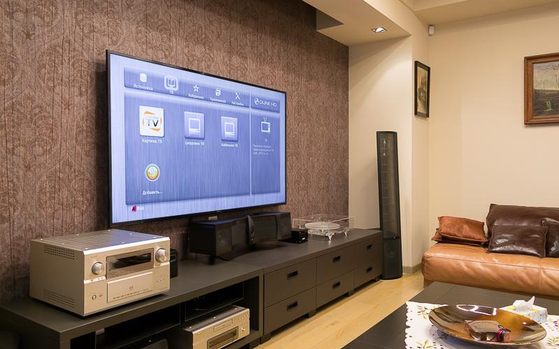 модернизация домашнего кинотеатра под ключ
