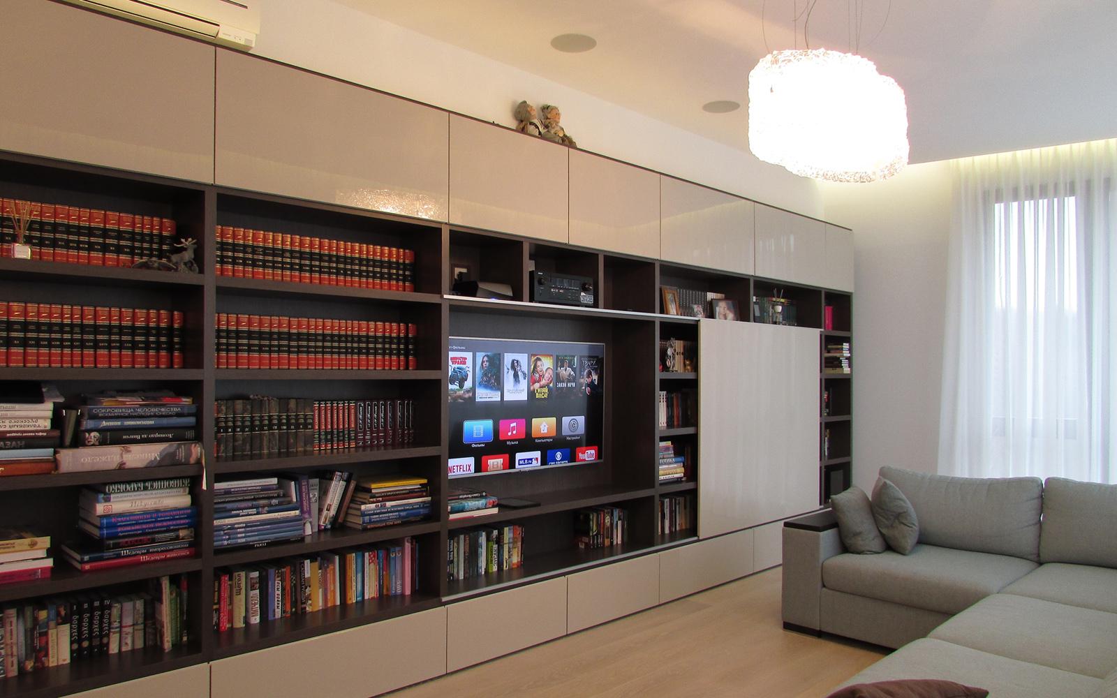 Домашний кинотеатр с компонентами Sony, Denon, B&W, REL