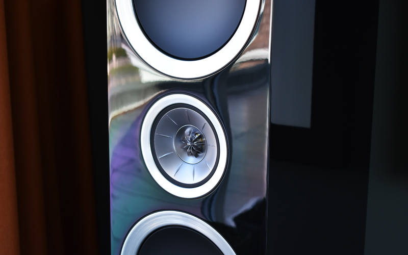 Излучатель Uni-Q, акустические системы KEF