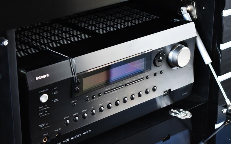 АВ-ресивер Integra DTR-50.7
