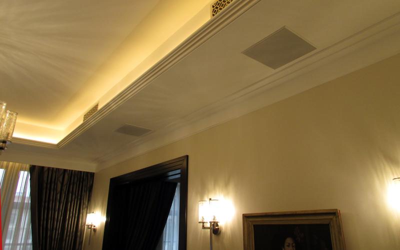 Тыловые акустические системы B&W CCM7.4