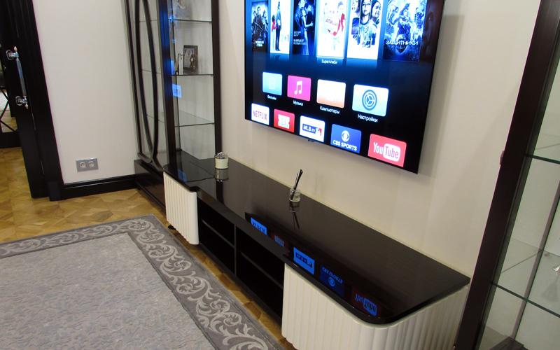 Телевизор LG с OLED-матрицей и разрешением 4K