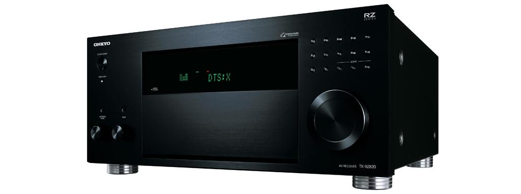 АВ-ресивер Onkyo TX-RX820