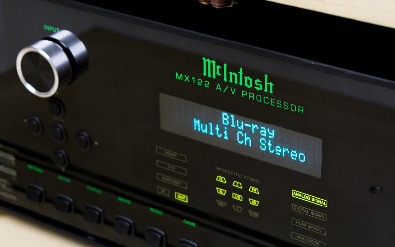 АВ-процессор McIntosh MX122