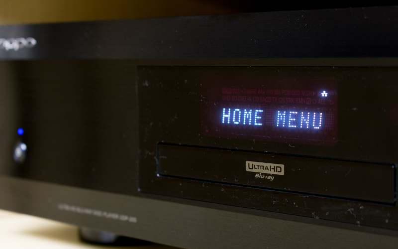 Ultra HD Blu-Ray-плеер Oppo UDP-205