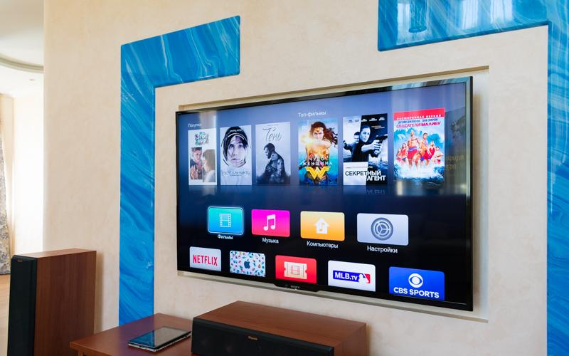 65-дюймовый телевизор Sony