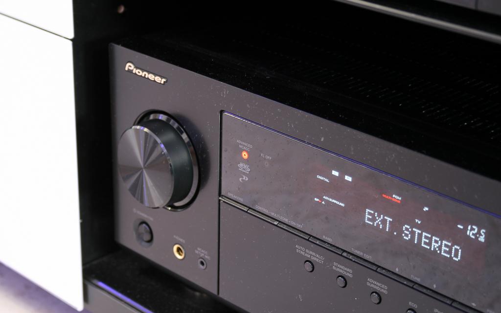 АВ-ресивер Pioneer VSX-923 - функциональный и вполне доступный аппарат