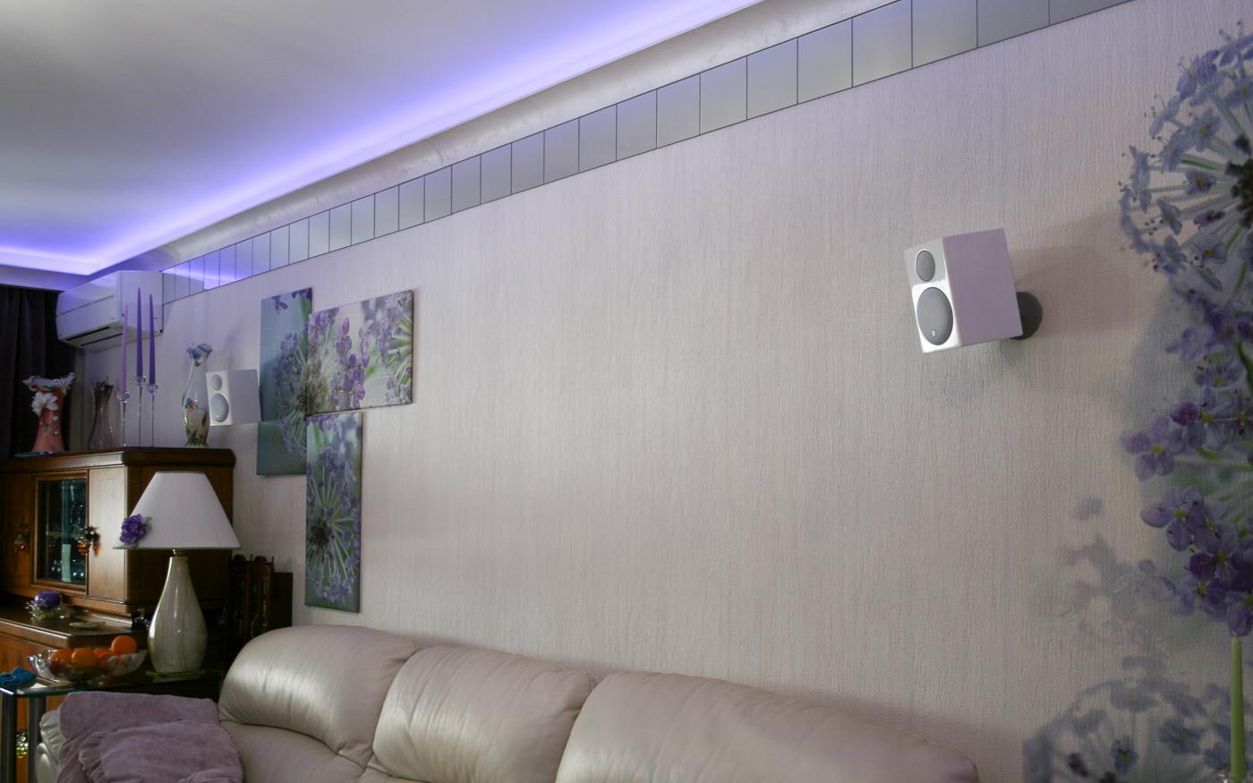 Тыловые акустические системы домашнего кинотеатра