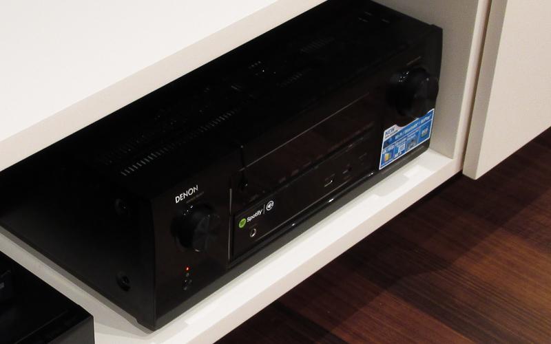АВ-ресивер Denon AVR-X3100W
