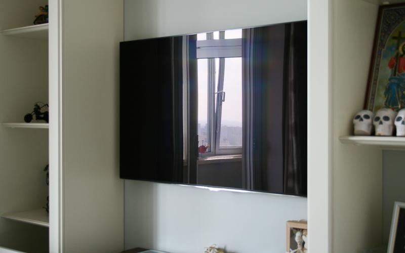 LED-телевизор Samsung c изогнутой матрицей