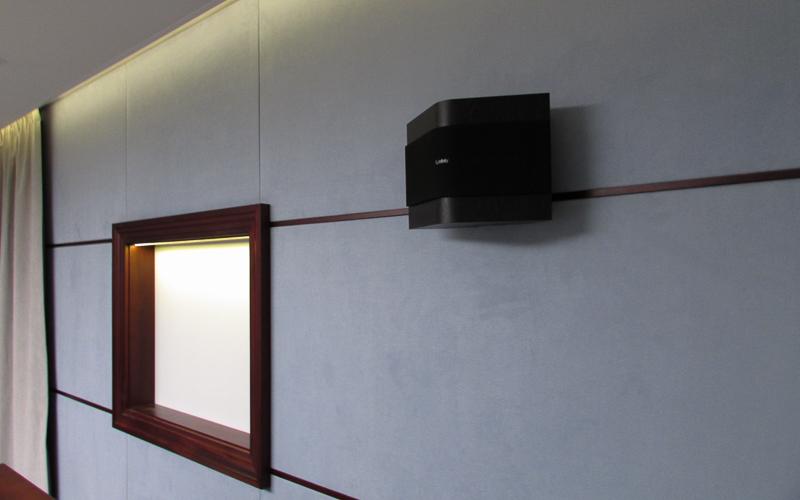 Биполярные тыловые акустические системы с настенным размещением