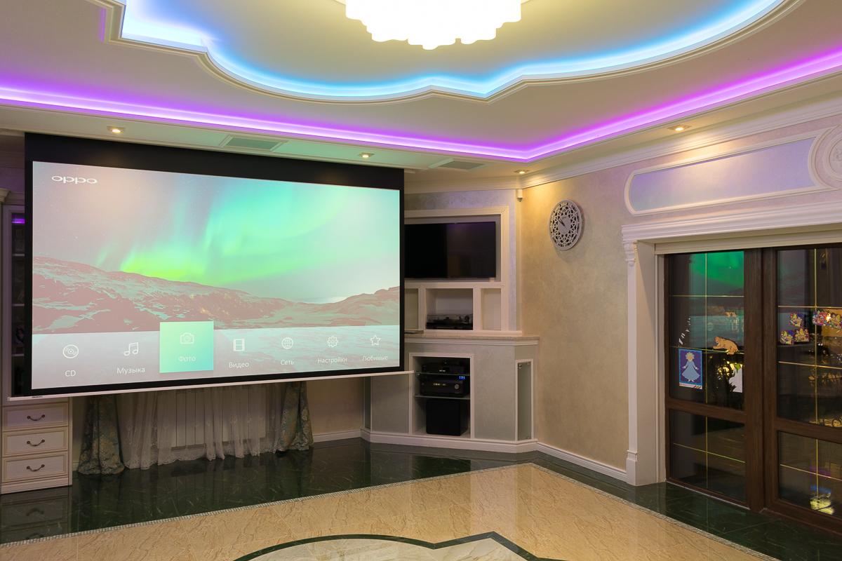 Подключение домашнего кинотеатра - рекомендации