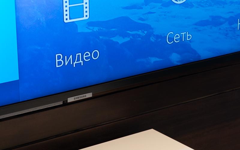 65-дюймовый светодиодный телевизор Samsung
