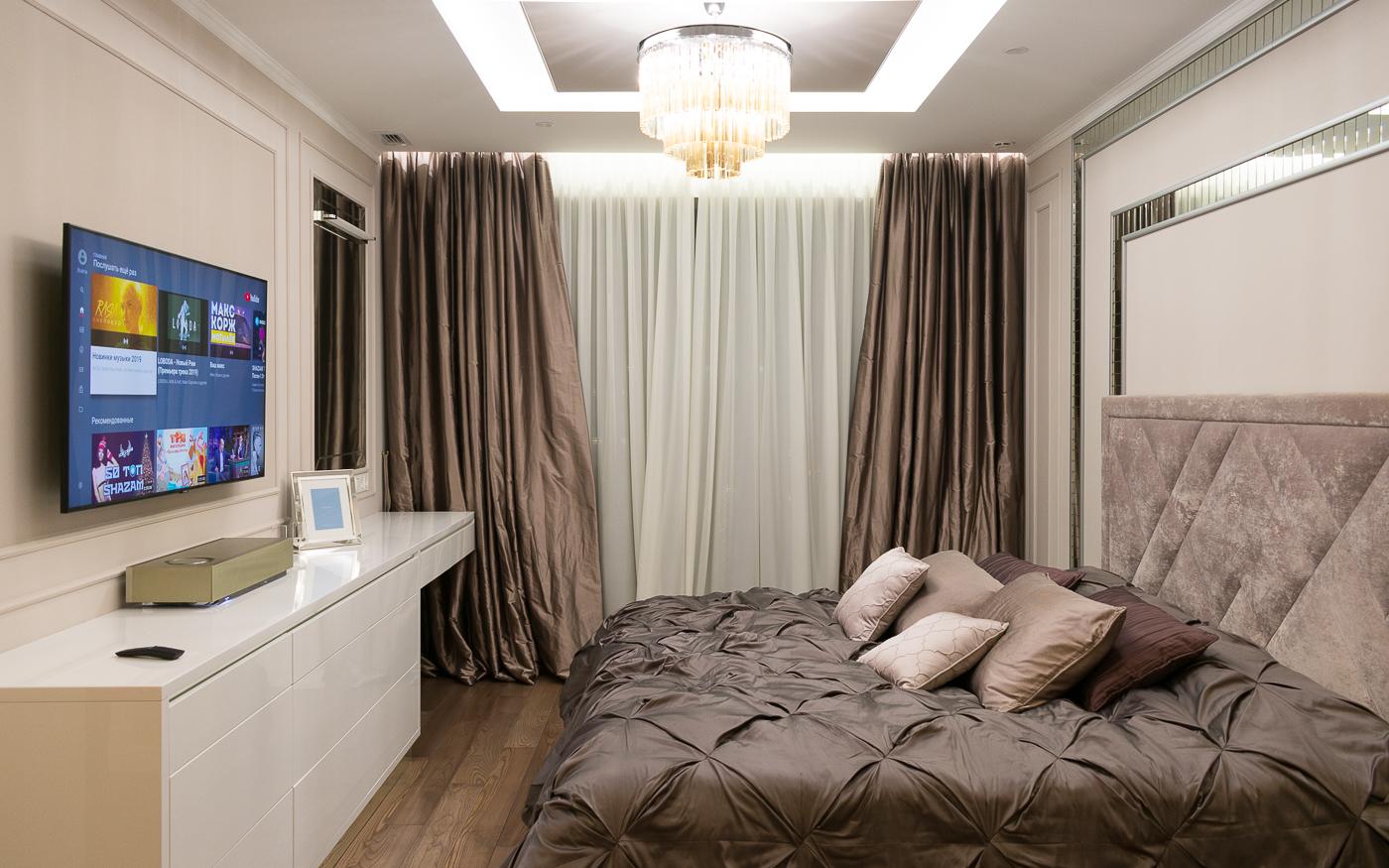 аудиосистема Naim в спальне