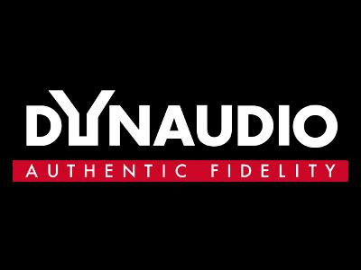 Логотип Dynaudio - премиальная акустика для домашнего кинотеатра