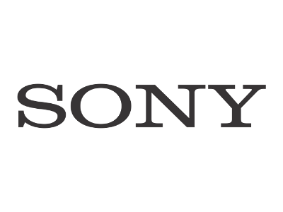 Логотип Sony - проекторы для кинозалов
