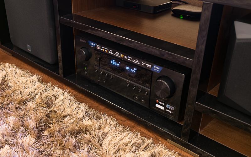 АВ-ресивер Denon AVR-S950H